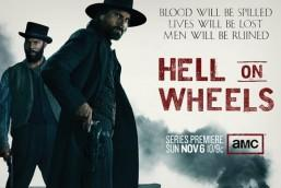 Colm Meaney : Hell on wheels