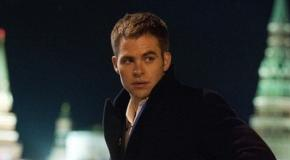 Chris Pine chez Disney